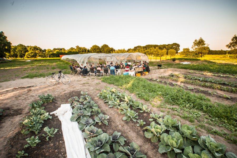 Kampus 02 : Op bezoek bij de Plantentrekker in Geel